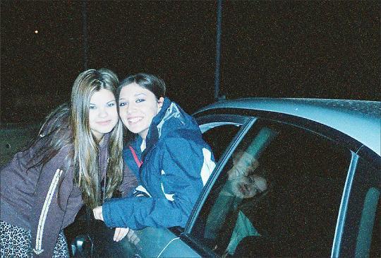 Shareena & I