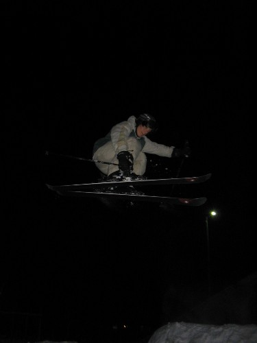 really sweet 180 Safety, night pic