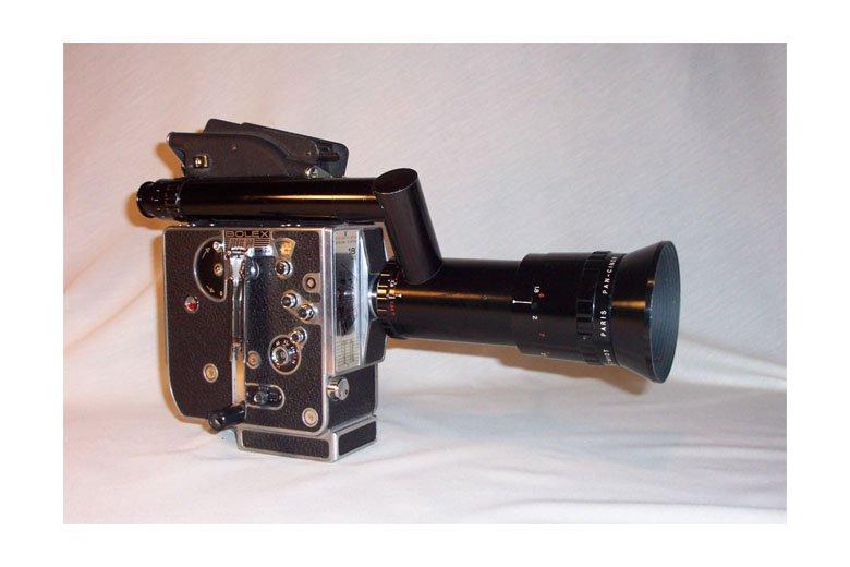 Bolex H16 16mm camera