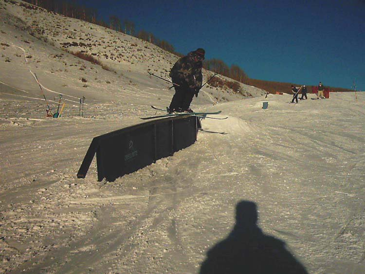 rail session