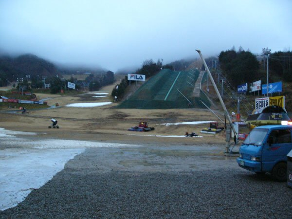 Superpipe in Sung-woo RESORT