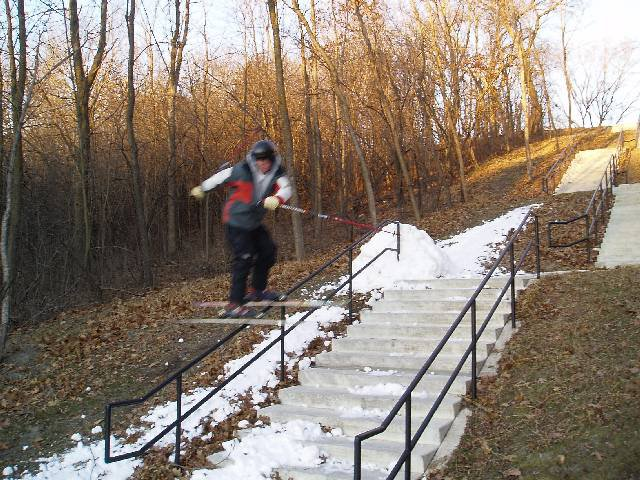 KINDA FUN HANDRAIL