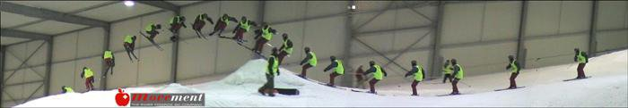 3safety sequence, best belgian female skier