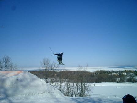 This is a pic of me on my school ski day-Straight air-smooth-i was the only one to hit it from my sc