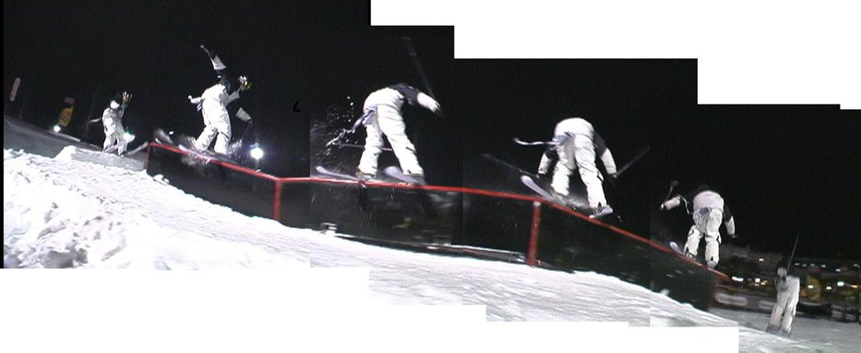 sequence from video