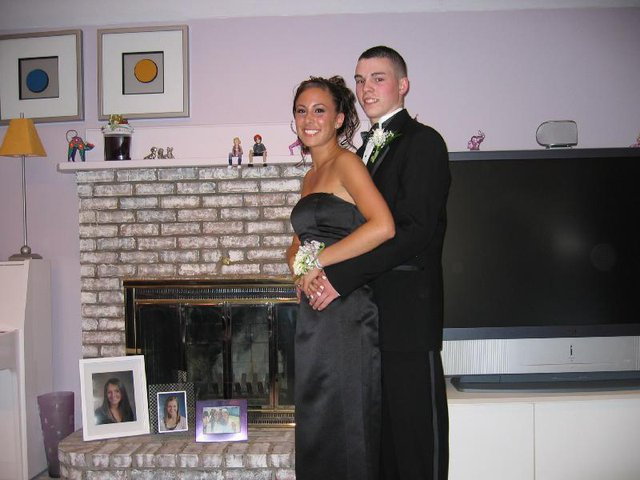 Before Jr. Prom....before i grew my hair out and decided to not look like i was in the ARMY