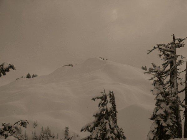 Hemispheres @ Mt. Baker