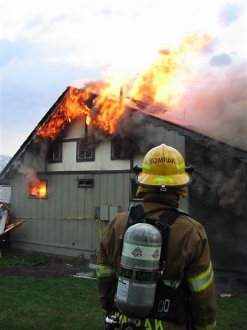 Dealing with a House Fire
