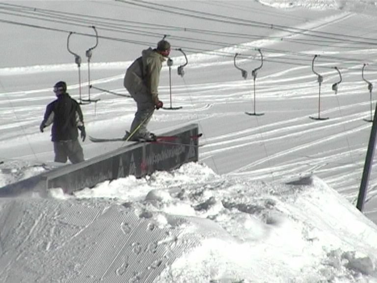 straight rail