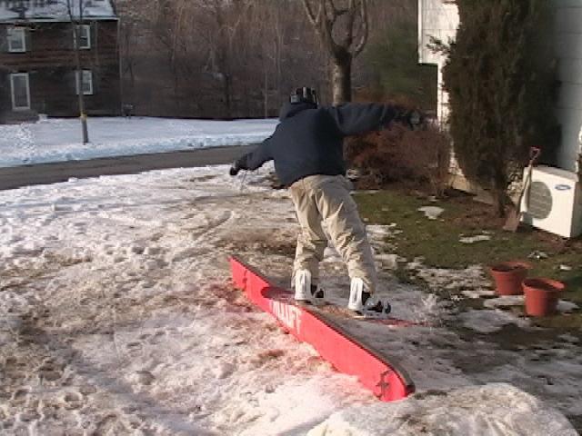 nosepress (snowboarding)
