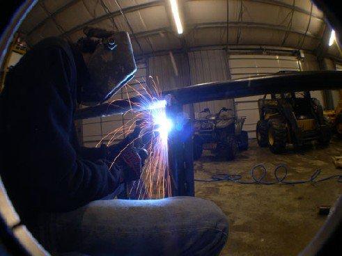 welding rail