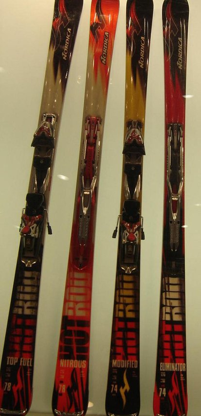 05-06 Nordica Hot Rods