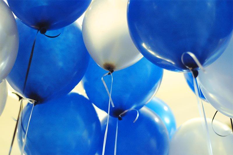 Balloons, kinda stock-y