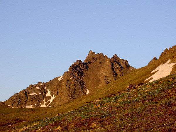 Heres the Mountain