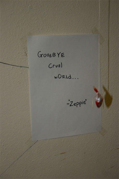 Poor Zeppie