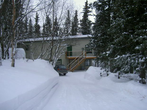 Well, this is a good snow year in AK, which didnt happen this year...
