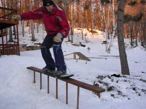 Butterlicious Slide on Snurfer