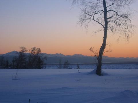 Alaska in January