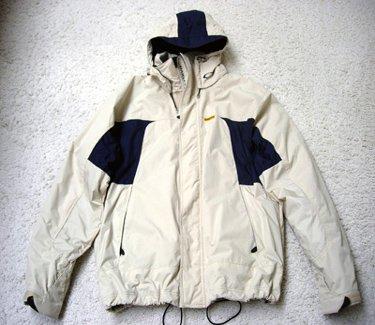 OAKLEY Romeo Jacket For Sale - Medium - white/blue