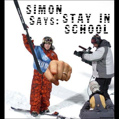 Simon Says: