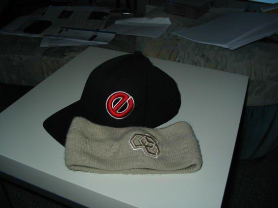 UCON Headband & Denial Flexfit cap!
