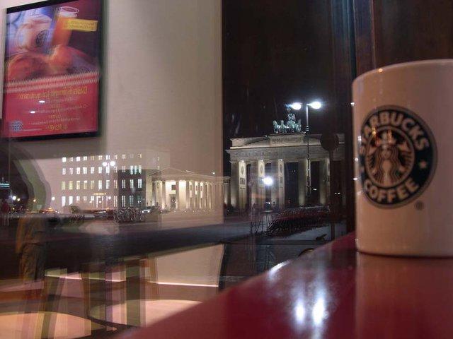 Freaking Starbucks!