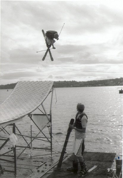 water ramper