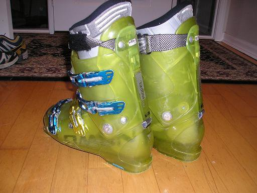 Selling ski boots $150 used --- 3