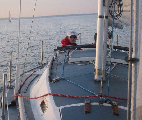 a little sailing