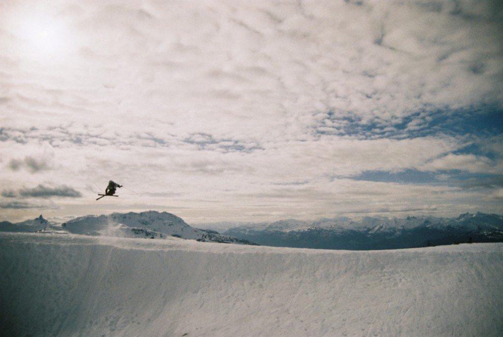 360cross Whistler Backcountry Kicker