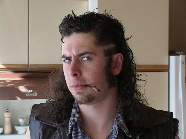 Jordan's mullet is better than yours.