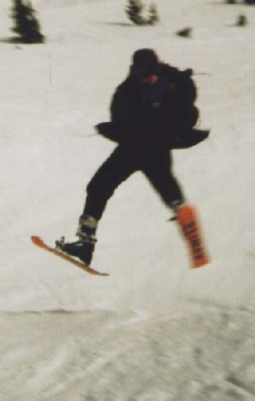 shreddin the gnar