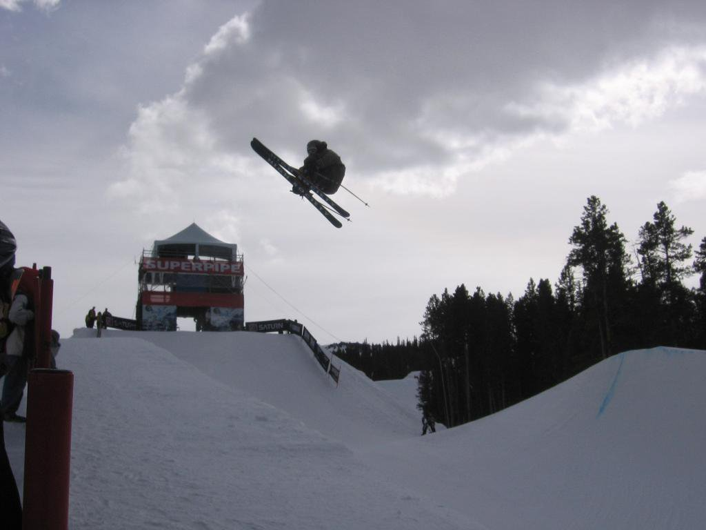 Gravity Games: Lafferty Superpipe Practice 03-04-05