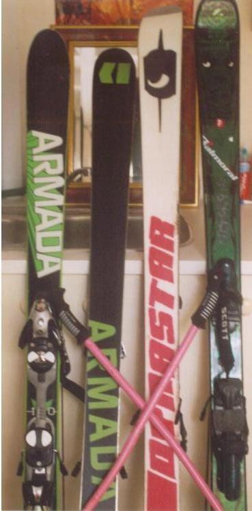 tha skis