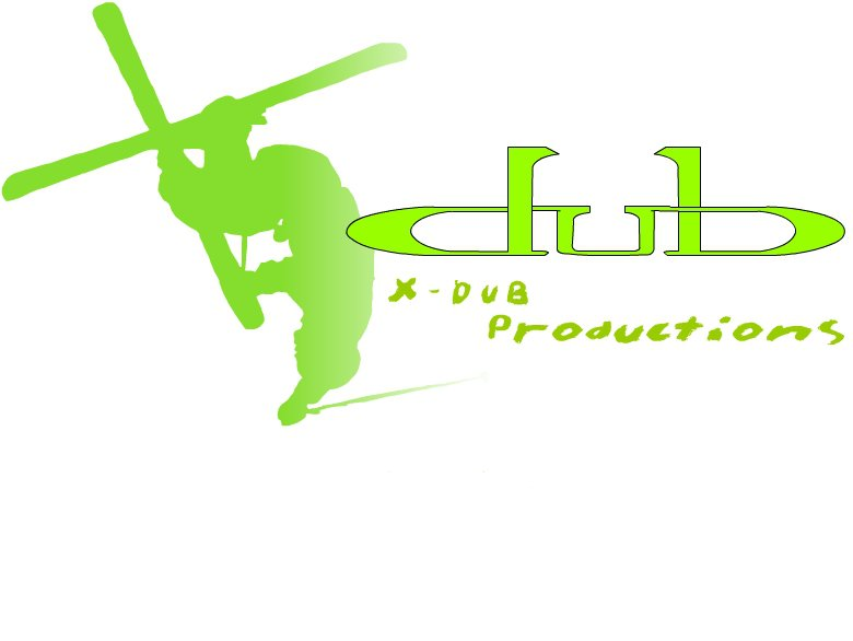 logo 4: x-DuB productions| first layout| what you think?