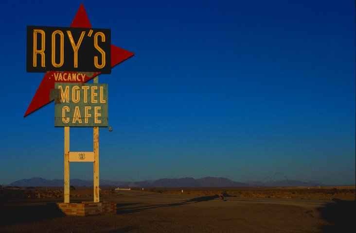 Roy's Sign