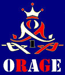 an orage thingy