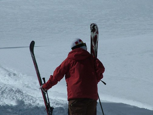 Tanner In 'Big Trouble' in CB Backcountry