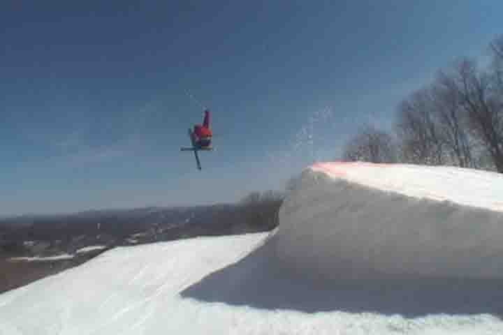 sweet grab at okemo