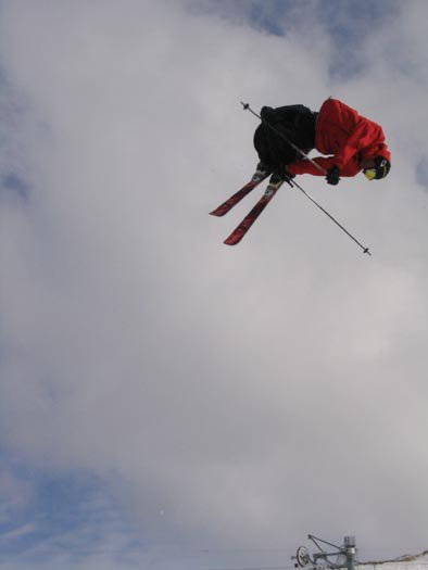 Danish slopestyle steppin' it up 4