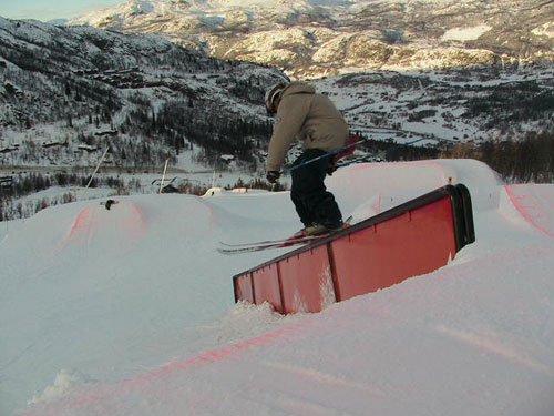just a rail