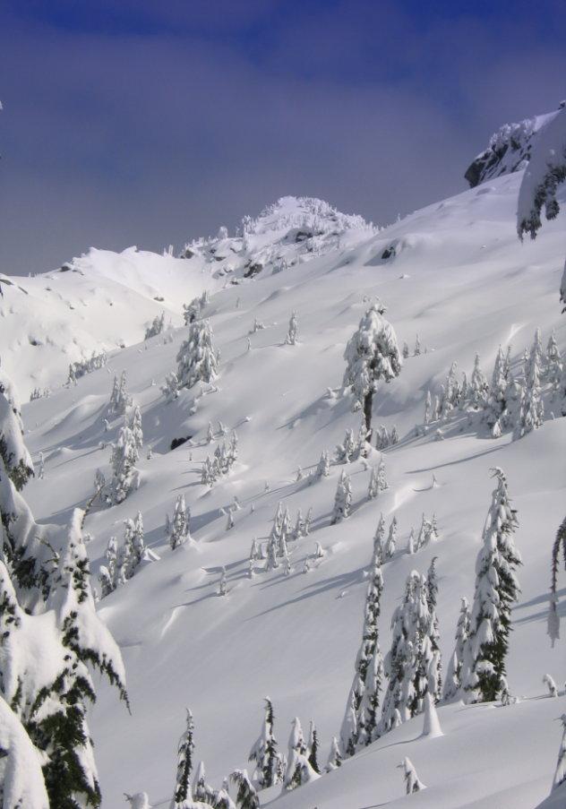 Mount Pilchuck Pow
