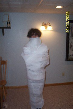 Ghetto mummy(the whistle goes woo)