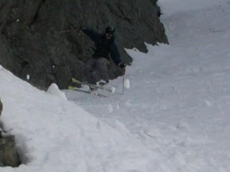 Telemark skiing Slot Colouir