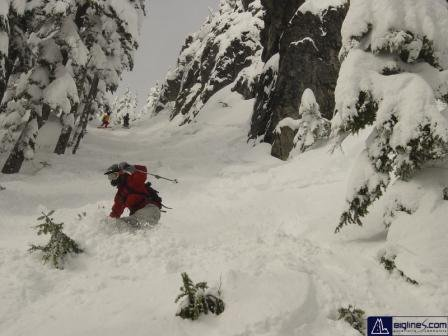 Opening Weekend of Alpental 4-2-2005