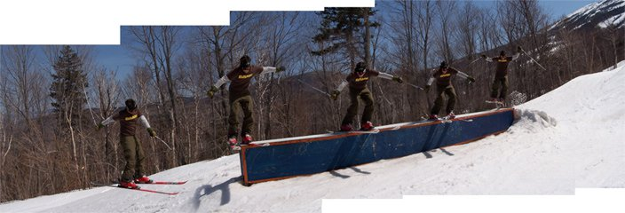 box sequence, last day at sugarloaf