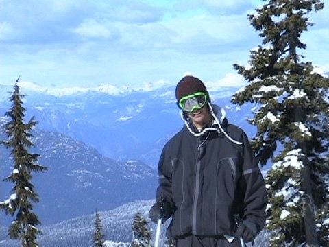 Illin In Whistler