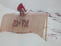 Wall Ride Stall