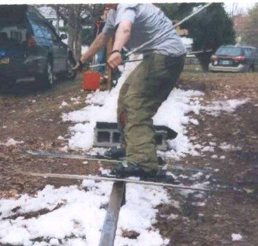 headless rail slide