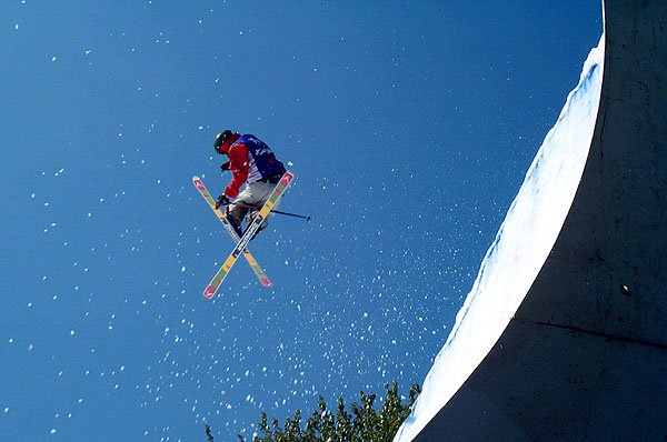 old enough ski picture to be art now